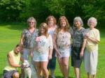 Karen, Josie, Sue, Julianne, Stacey, Lisa, Marisa, Eileen
