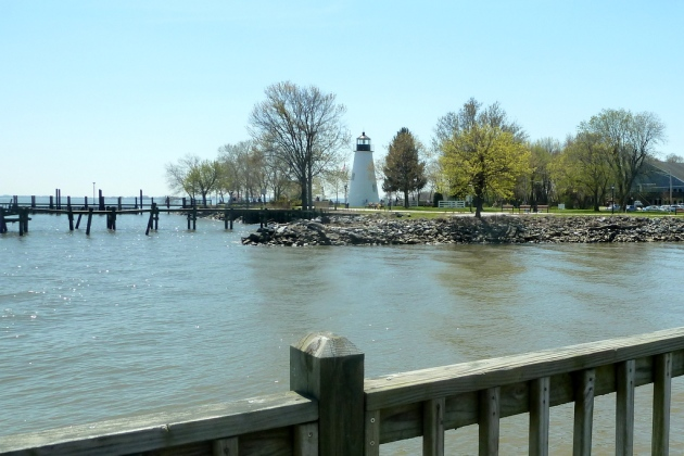 1827 Lighthouse - Havre de Grace, MD